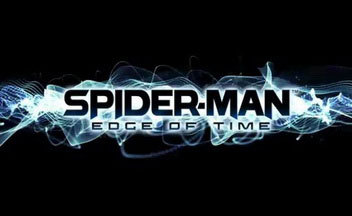 Геймплей Spider-Man: Edge of Time – погром в лаборатории