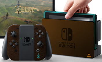 Анонс Nintendo Switch. Брать или не брать, вот в чем вопрос [Голосование]
