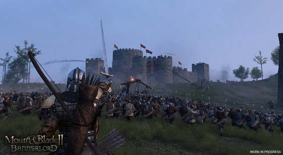 Mount & Blade 2: Bannerlord скриншот