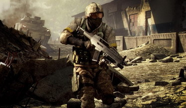 Battlefield Bad Company 2 скриншот