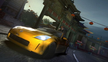 Need for Speed World Online скриншот