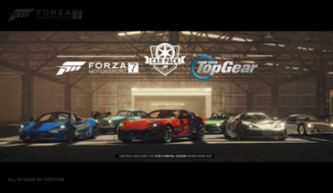 Трейлер Forza Motorsport 7 - Top Gear Car Pack