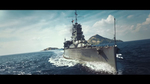 Трейлер World of Warships - правь морями