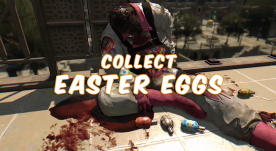 Трейлер Dying Light - событие Harran Egg Hunt